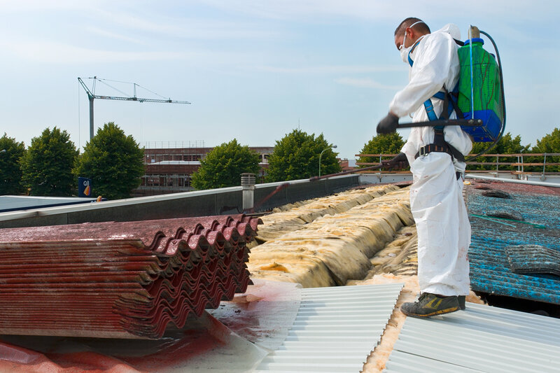 Asbestos Removal Companies in Exeter Devon