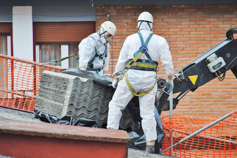Asbestos Removal Contractors in Exeter Devon